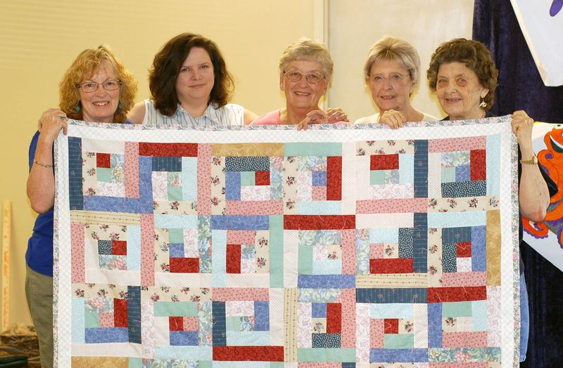 Sues Quilt July 2010